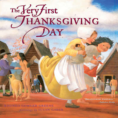 The Very First Thanksgiving Day Audiobook, by Rhonda Gowler Greene
