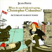 Where Do You Think Youre Going, Christopher Columbus? Audiobook, by Jean Fritz