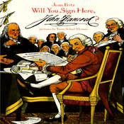 Will You Sign Here, John Hancock? Audiobook, by Jean Fritz