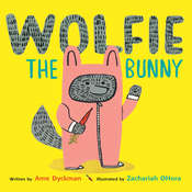 Wolfie the Bunny Audiobook, by Ame Dyckman