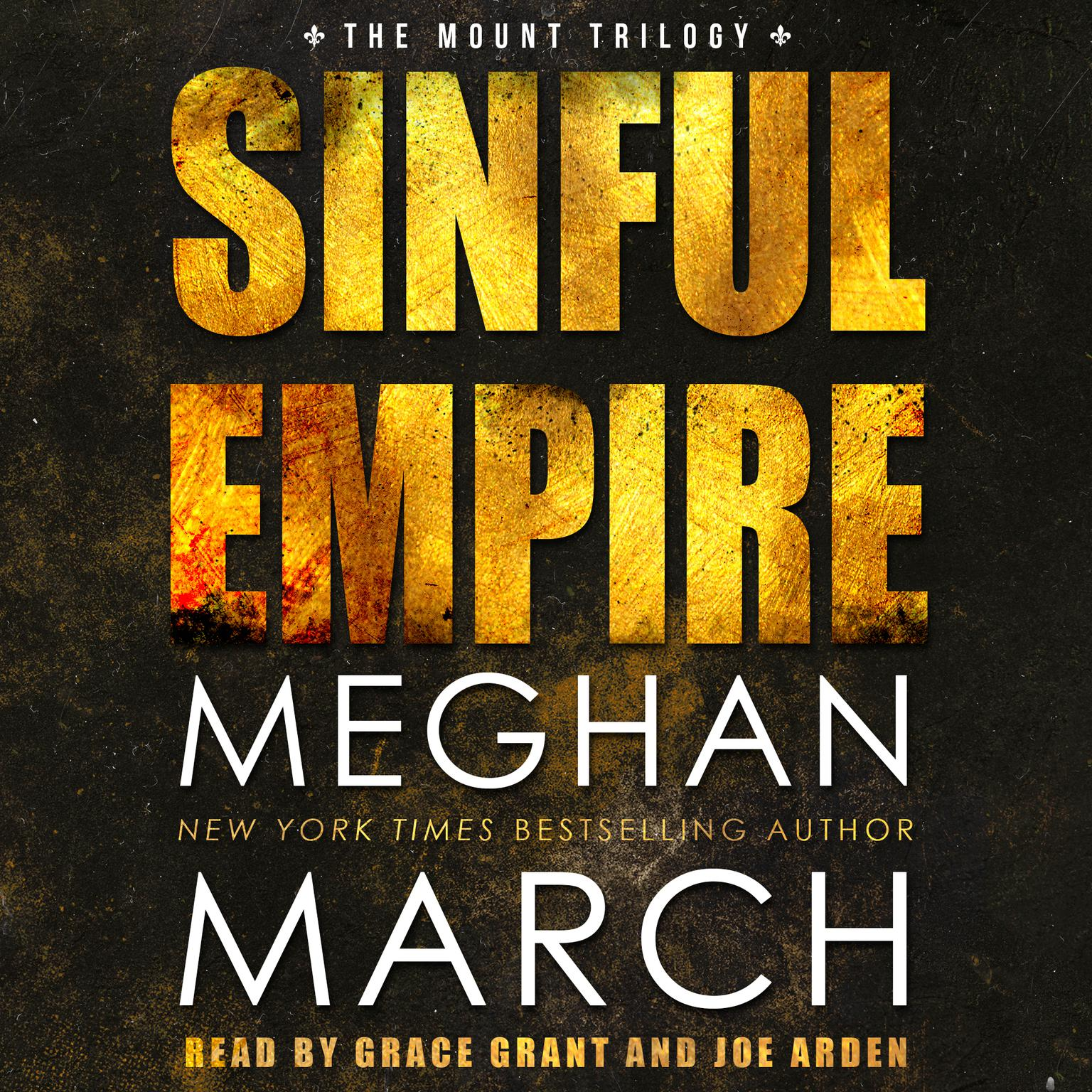 Sinful Empire Audiobook, by Meghan March