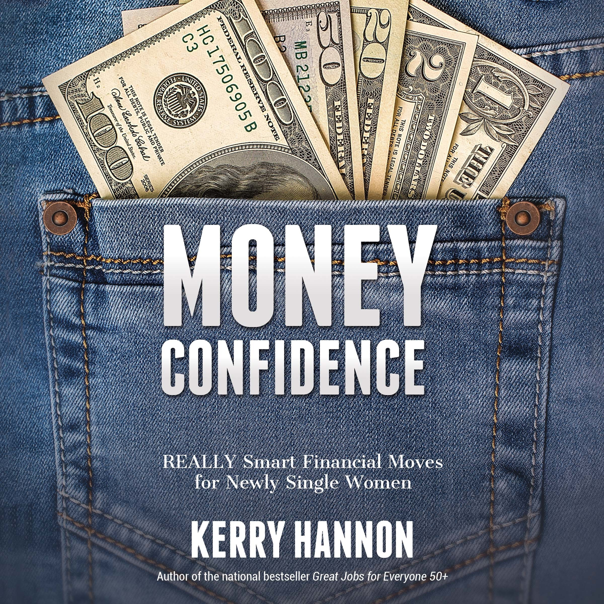 Printable Money Confidence: Really Smart Financial Moves for Newly Single Women Audiobook Cover Art