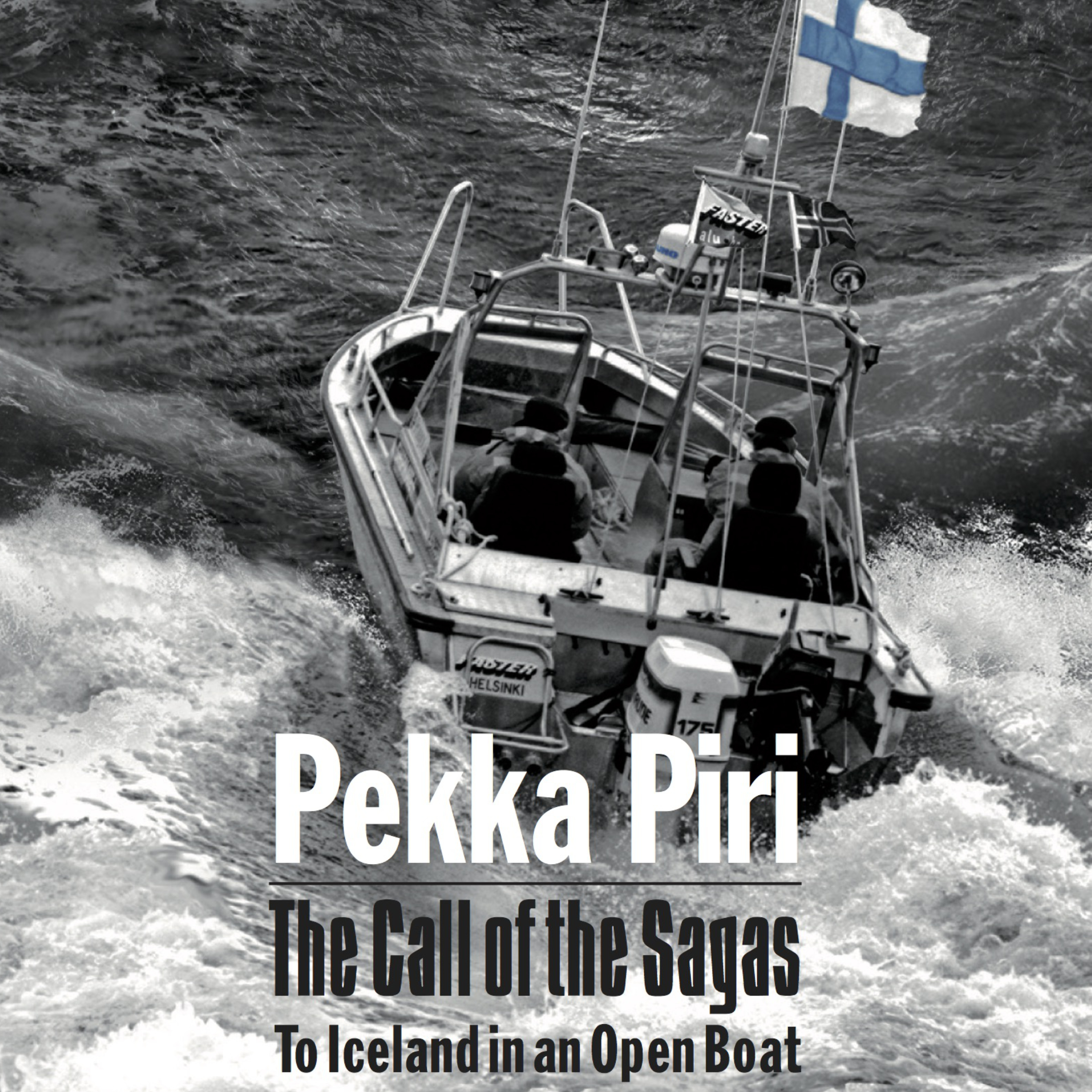 Printable The Call of the Sagas: To Iceland in an Open Boat Audiobook Cover Art