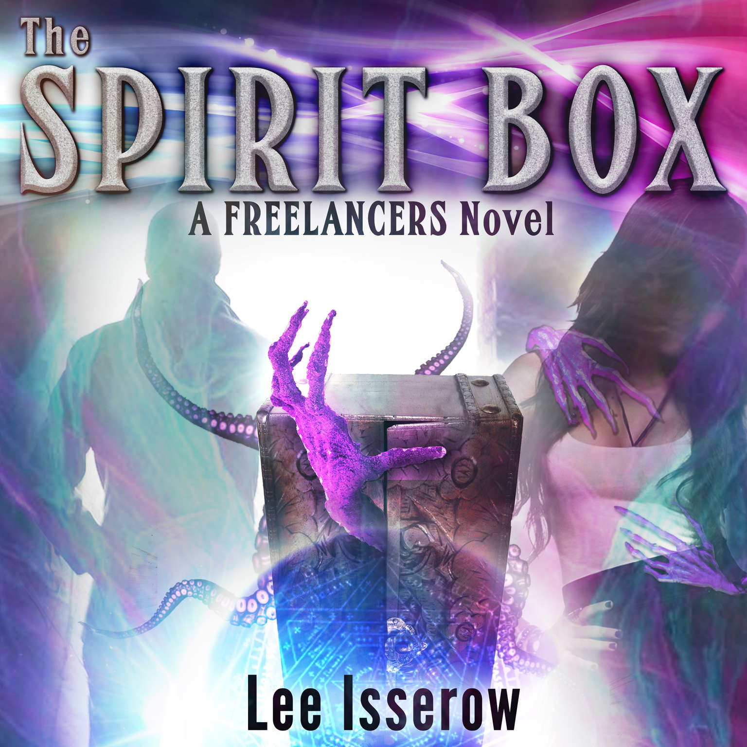 The Spirit Box Audiobook, by Lee Isserow