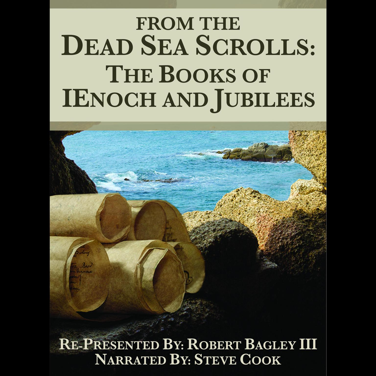 Printable From The Dead Sea Scrolls: The Books of 1 Enoch & Jubilees Audiobook Cover Art