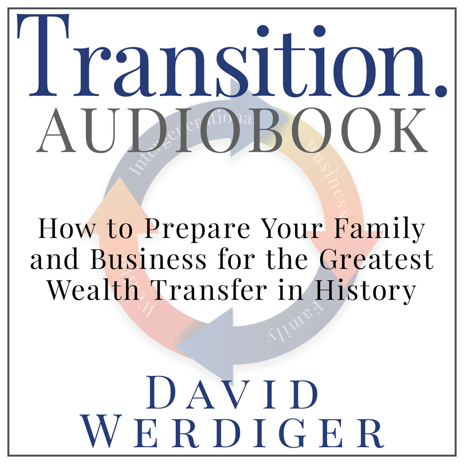 Transition: How to Prepare Your Family and Business for the Greatest Wealth Transfer in History Audiobook, by David Werdiger