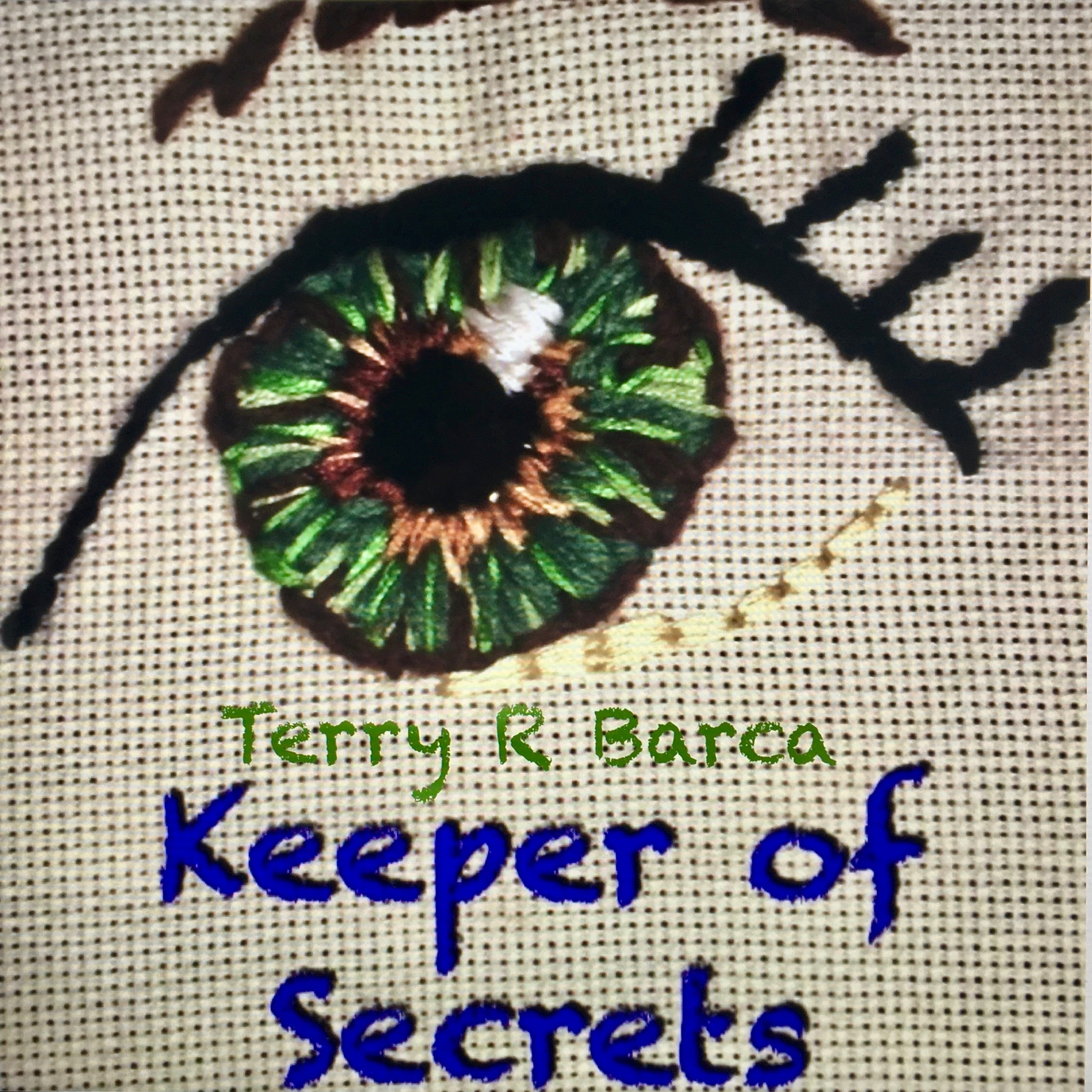 Printable Keeper Of Secrets Audiobook Cover Art