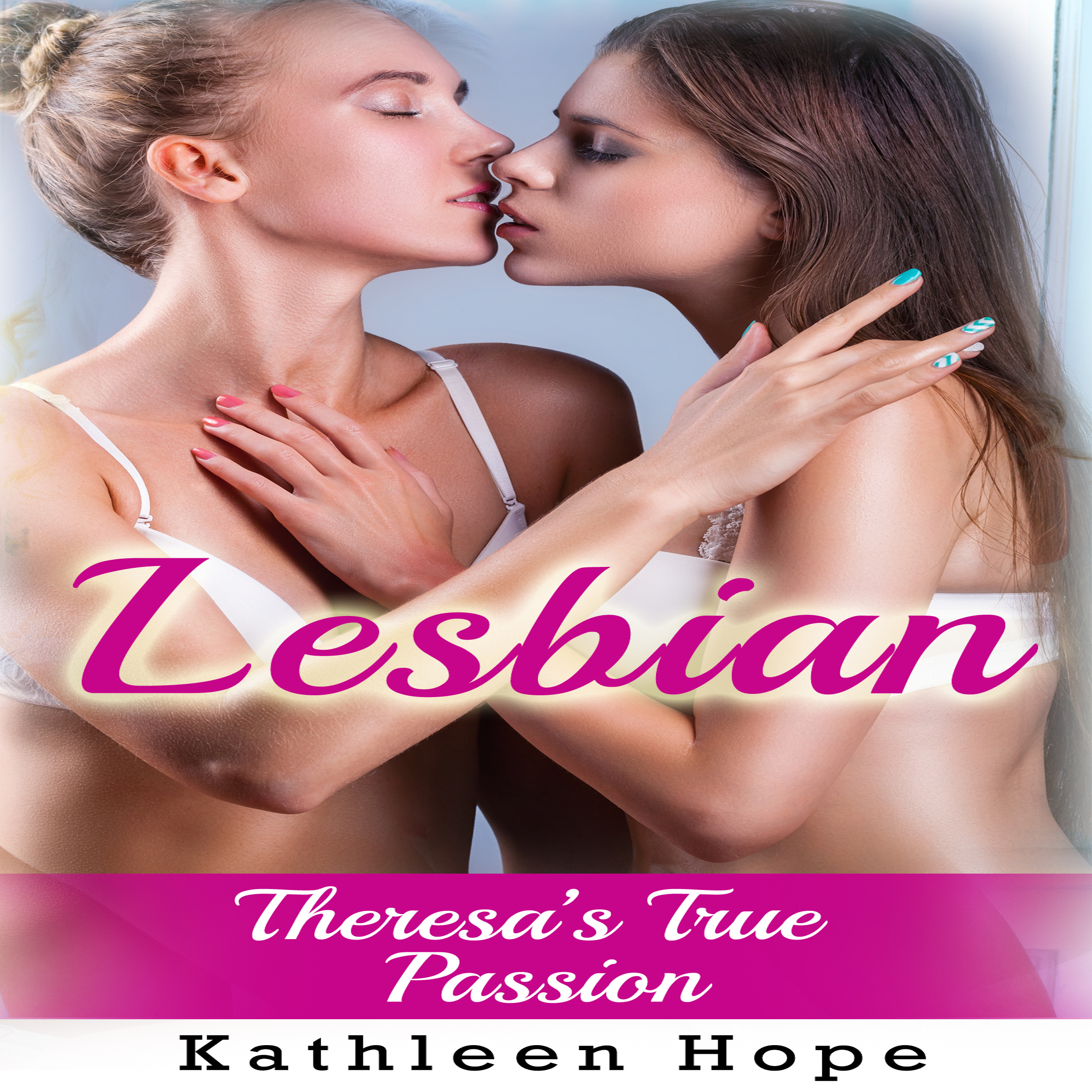 Printable Lesbian: Theresa's True Passion  Audiobook Cover Art