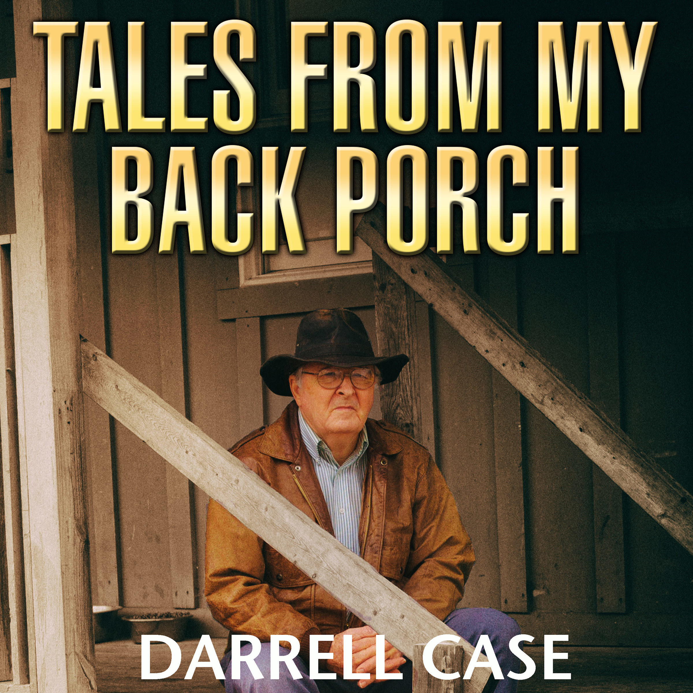 Printable Tales from My Back Porch Audiobook Cover Art