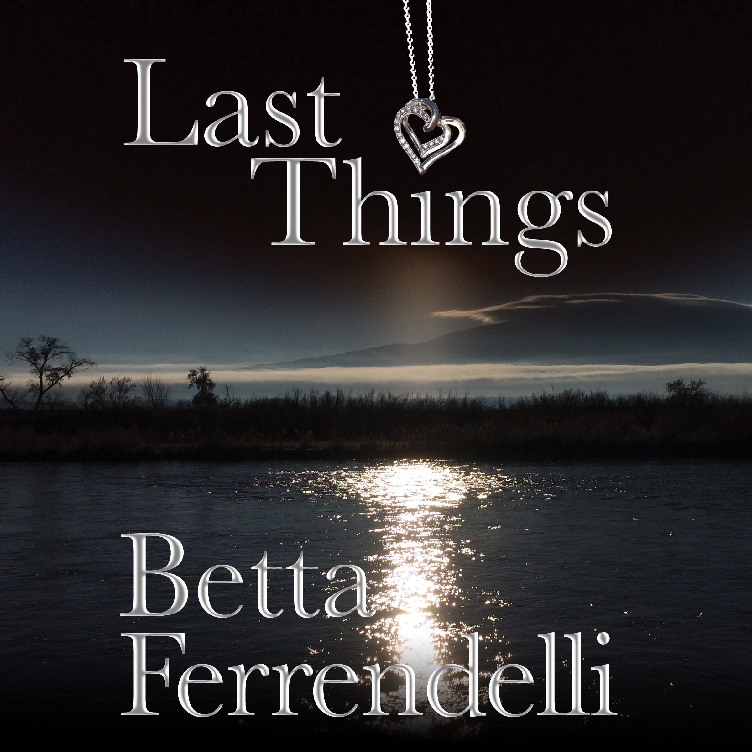 Printable Last Things Audiobook Cover Art