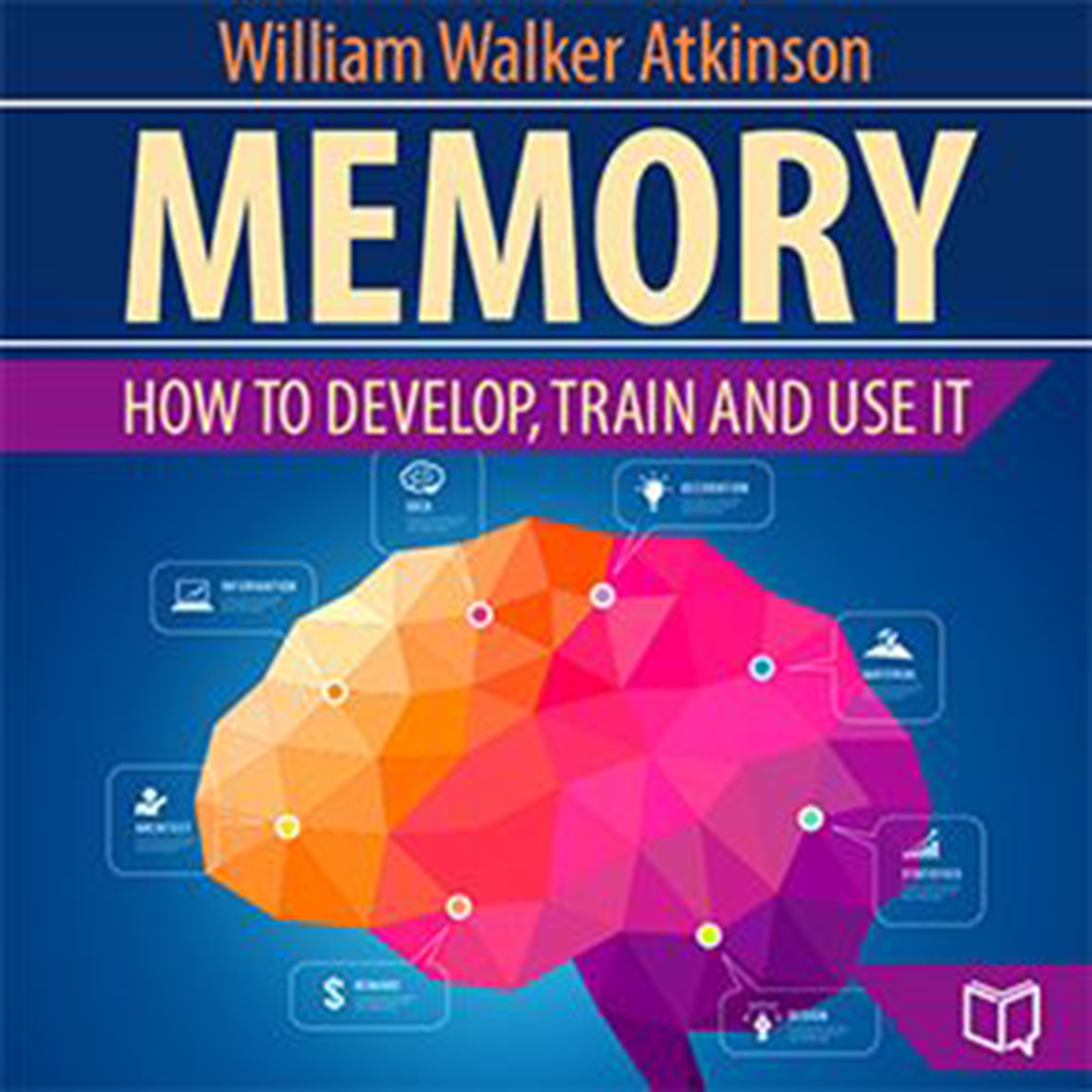 Printable Memory: How to Develop, Train, and Use It: How to Develop, Train, and Use It Audiobook Cover Art