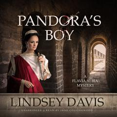 Pandora's Boy Audiobook, by Lindsey Davis