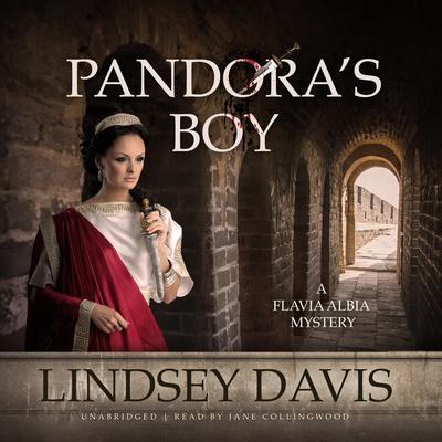 Pandora's Boy Audiobook, by Lindsey Davis