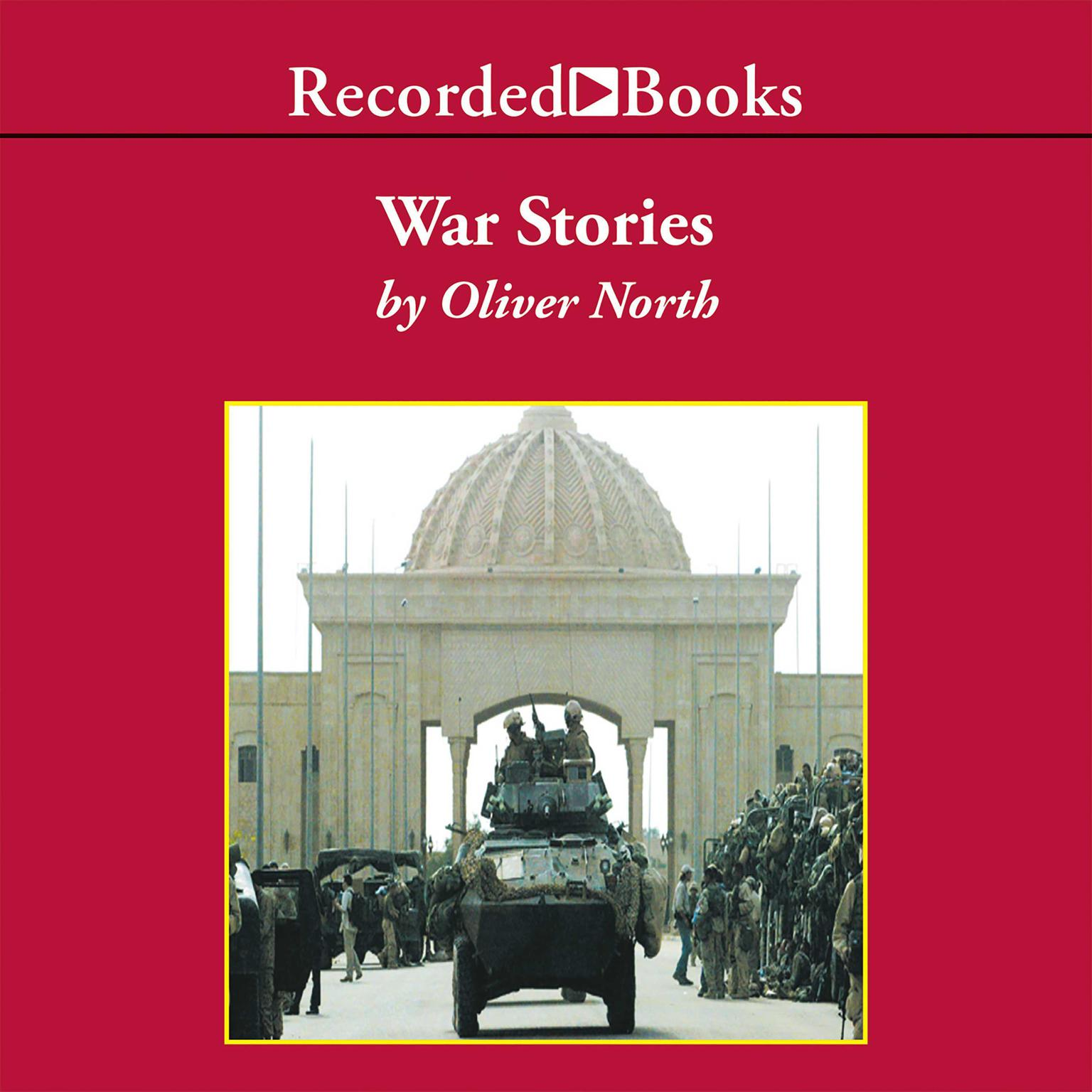 Printable War Stories: Operation Iraqi Freedom Audiobook Cover Art