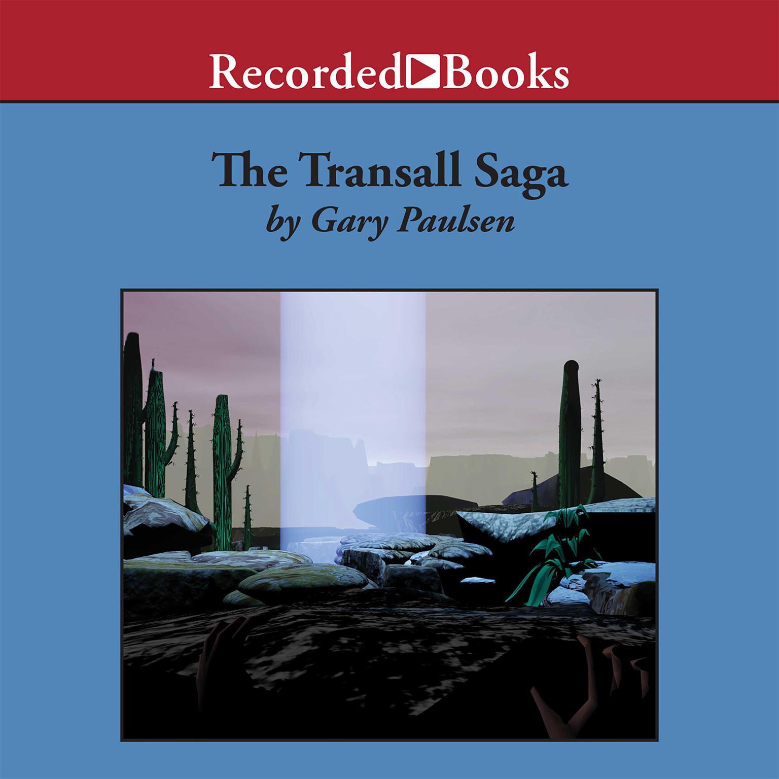 Printable The Transall Saga Audiobook Cover Art