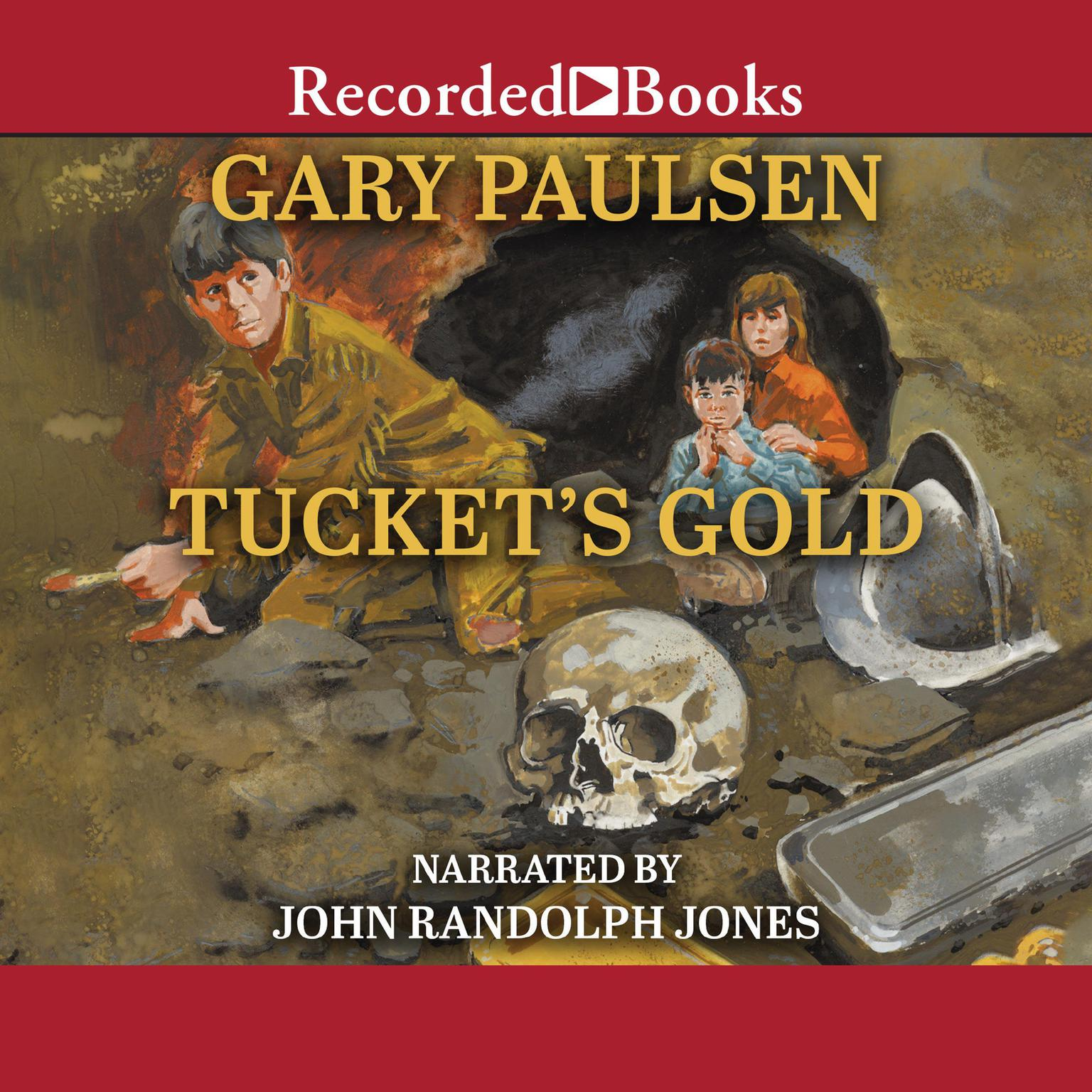 Printable Tucket's Gold Audiobook Cover Art