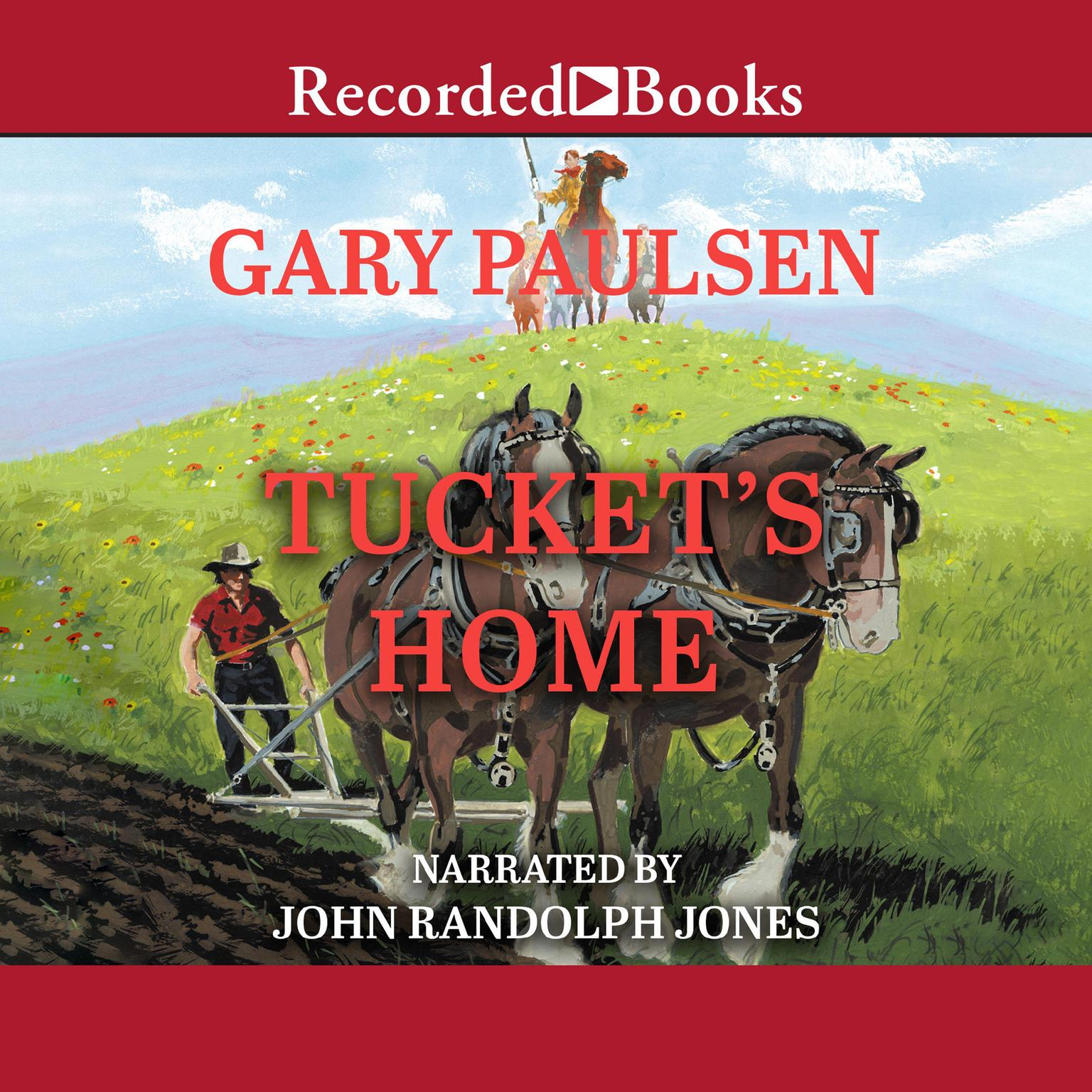 Printable Tucket's Home Audiobook Cover Art