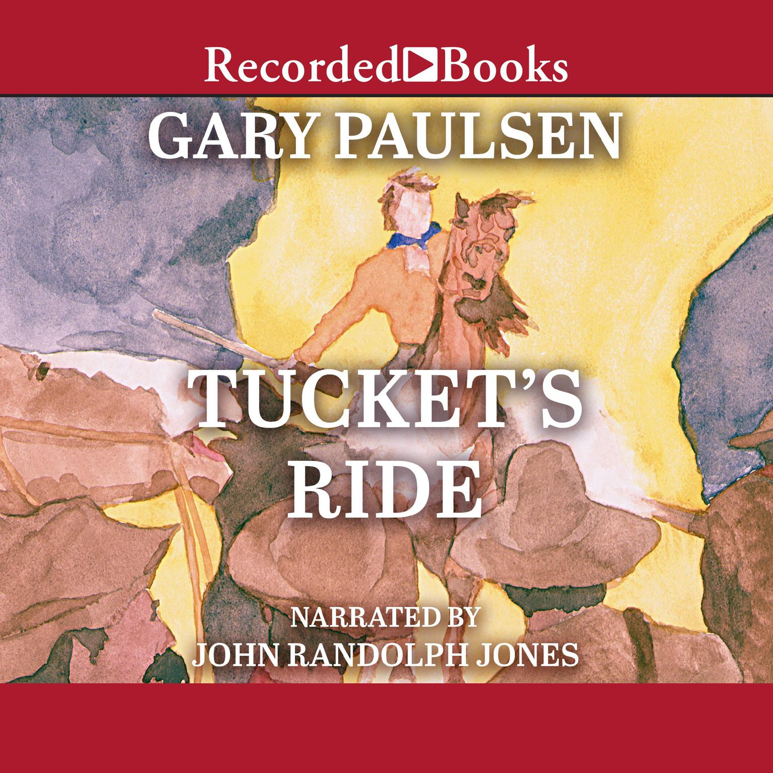 Printable Tucket's Ride Audiobook Cover Art