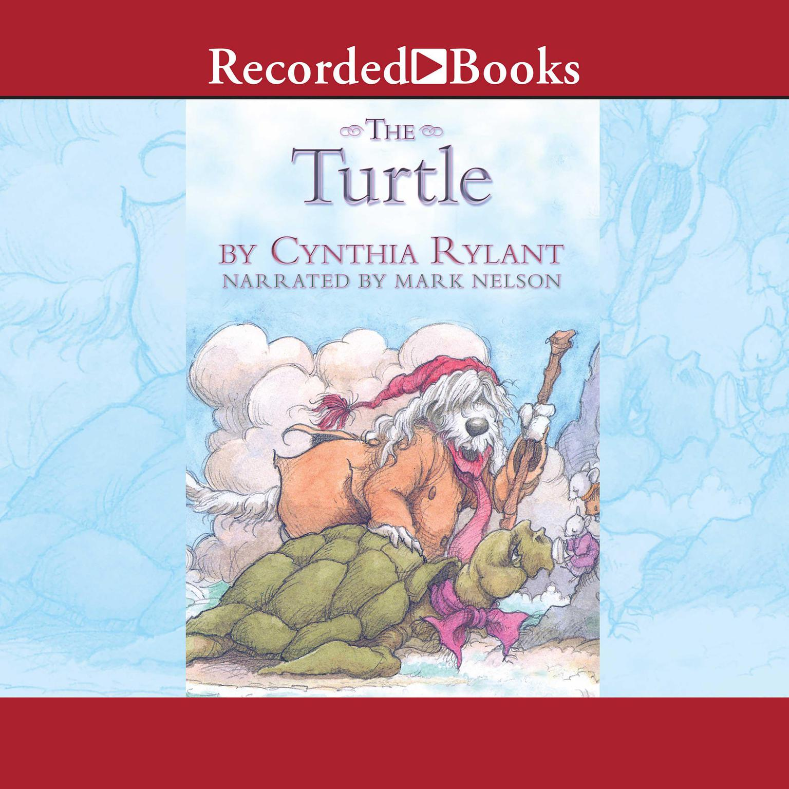 Printable The Turtle Audiobook Cover Art