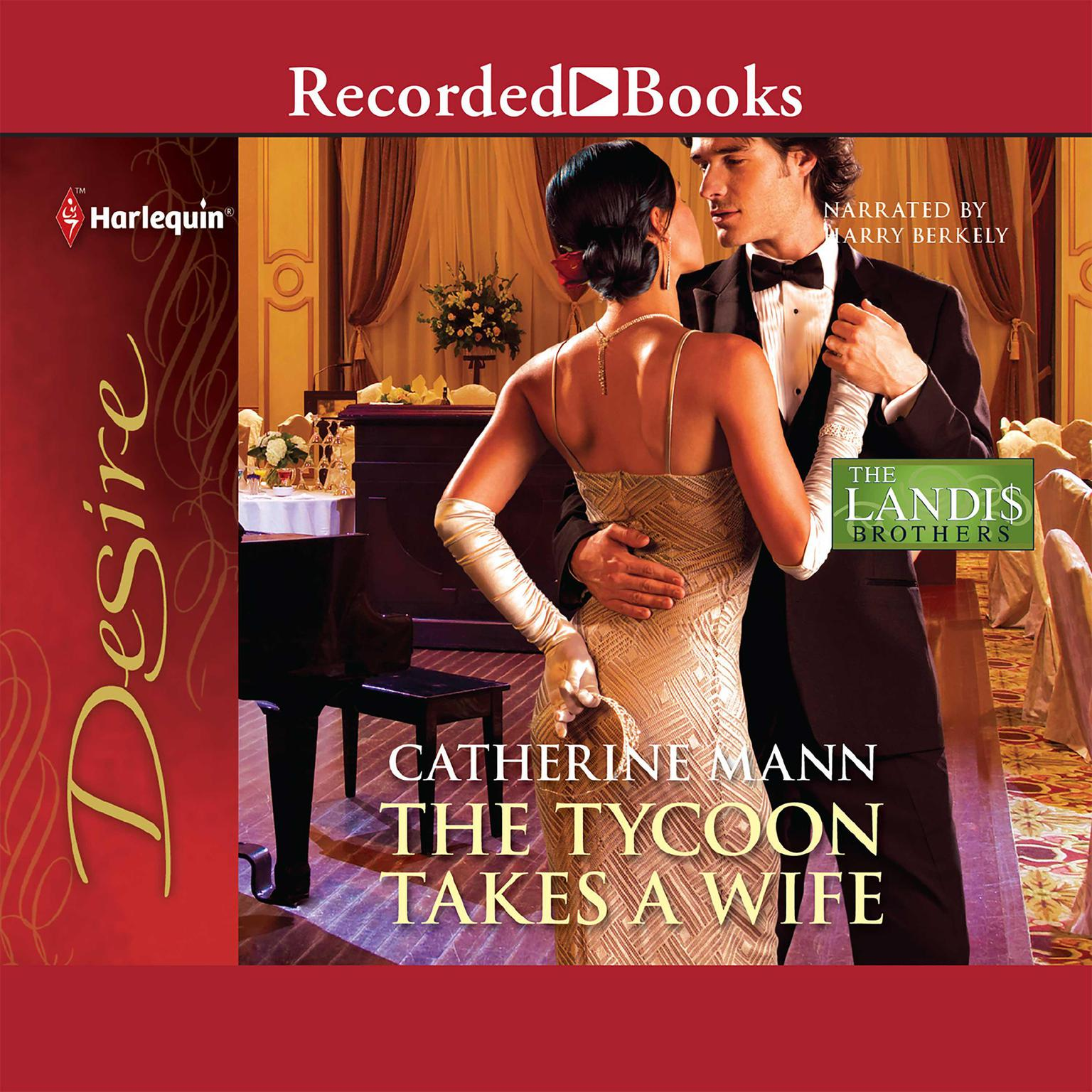 Printable The Tycoon Takes a Wife Audiobook Cover Art