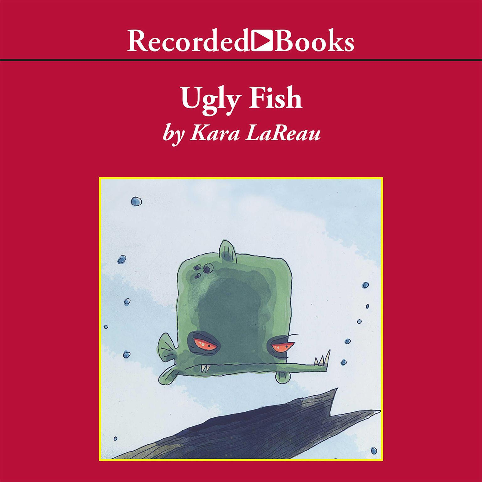 Printable Ugly Fish Audiobook Cover Art