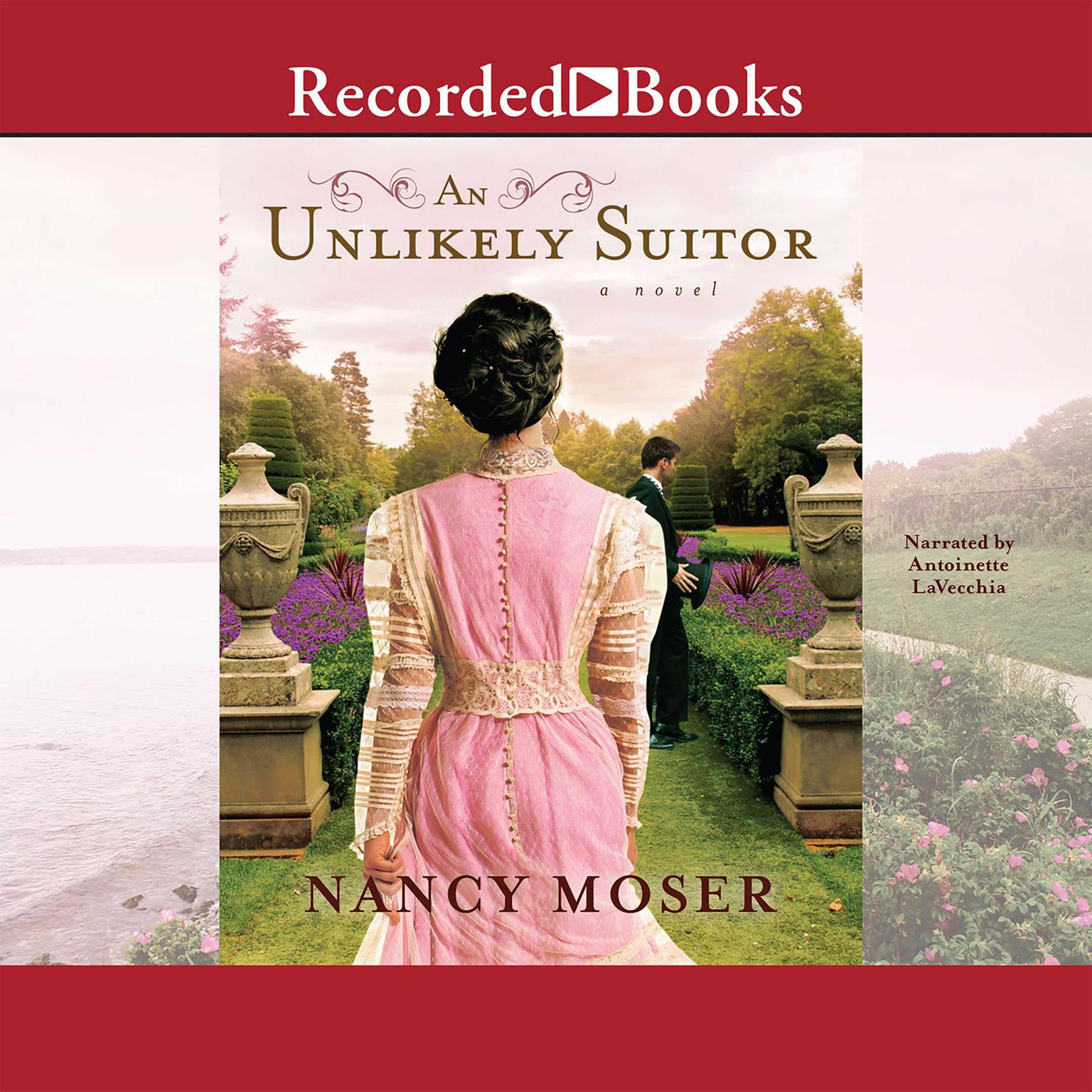 Printable An Unlikely Suitor Audiobook Cover Art