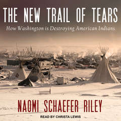 The New Trail of Tears: How Washington Is Destroying American Indians Audiobook, by Naomi Schaefer Riley