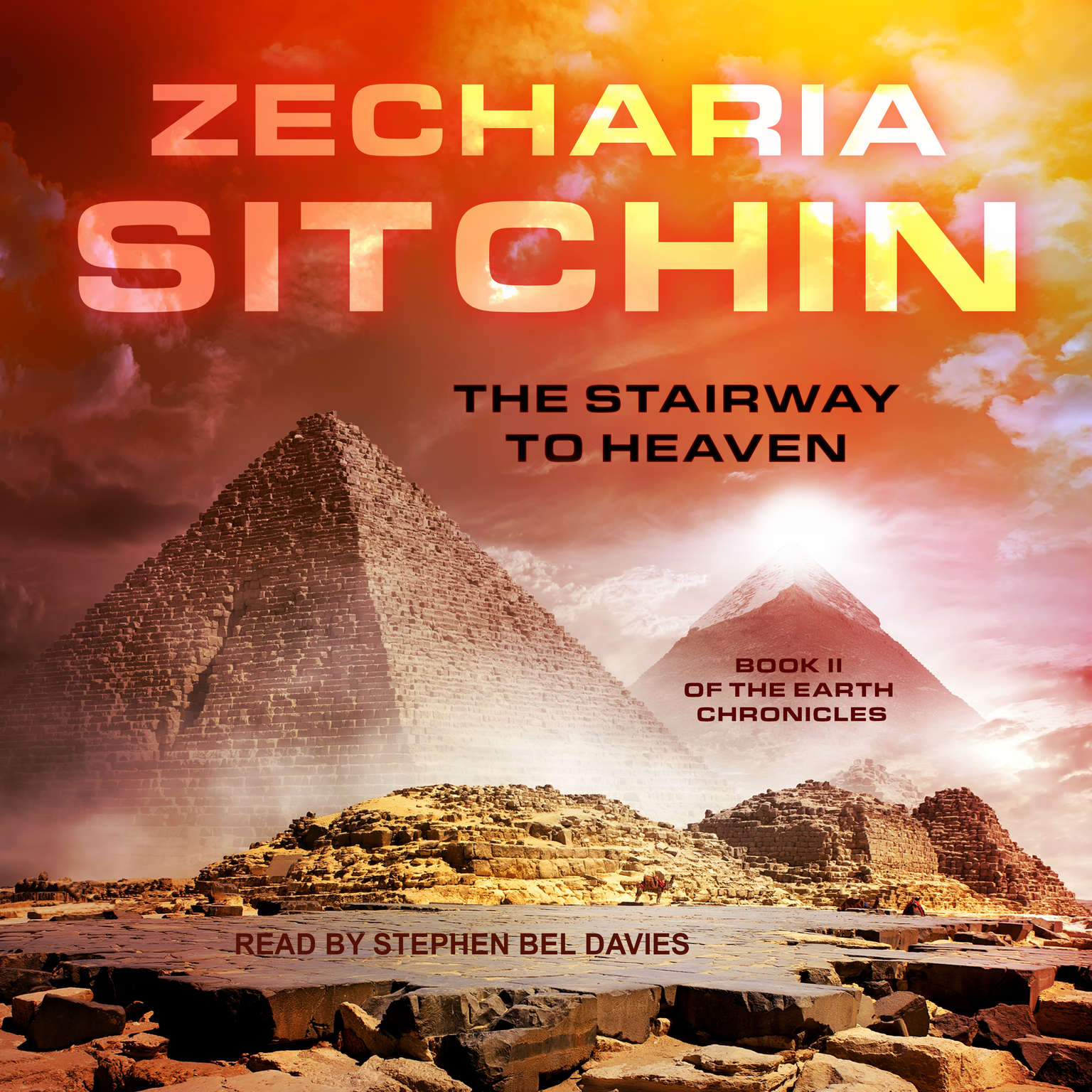 The Stairway to Heaven Audiobook, by Zecharia Sitchin