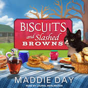 Biscuits and Slashed Browns Audiobook, by Maddie Day