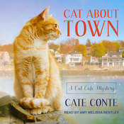 Cat About Town Audiobook, by Cate Conte