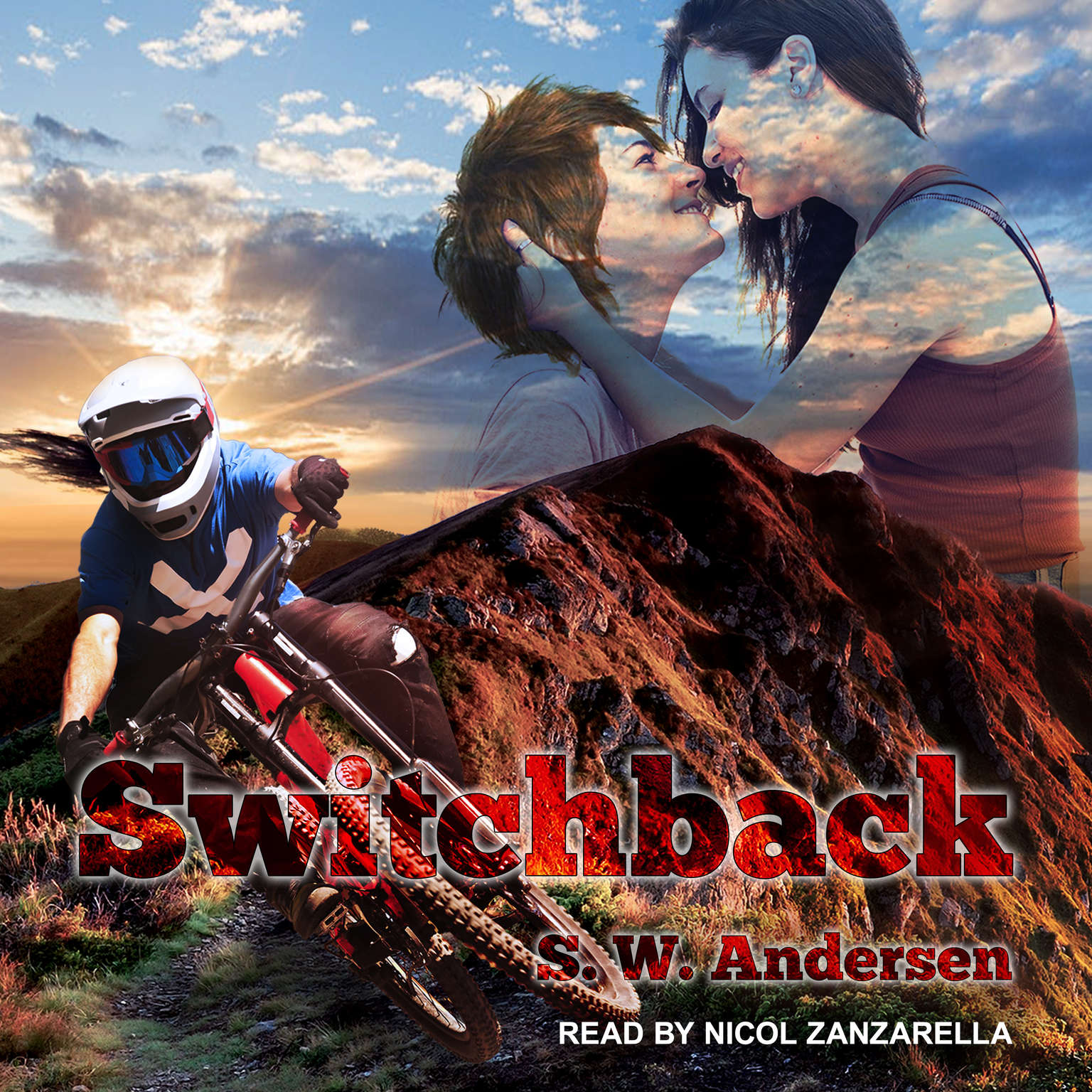 Switchback Audiobook, by S.W. Andersen