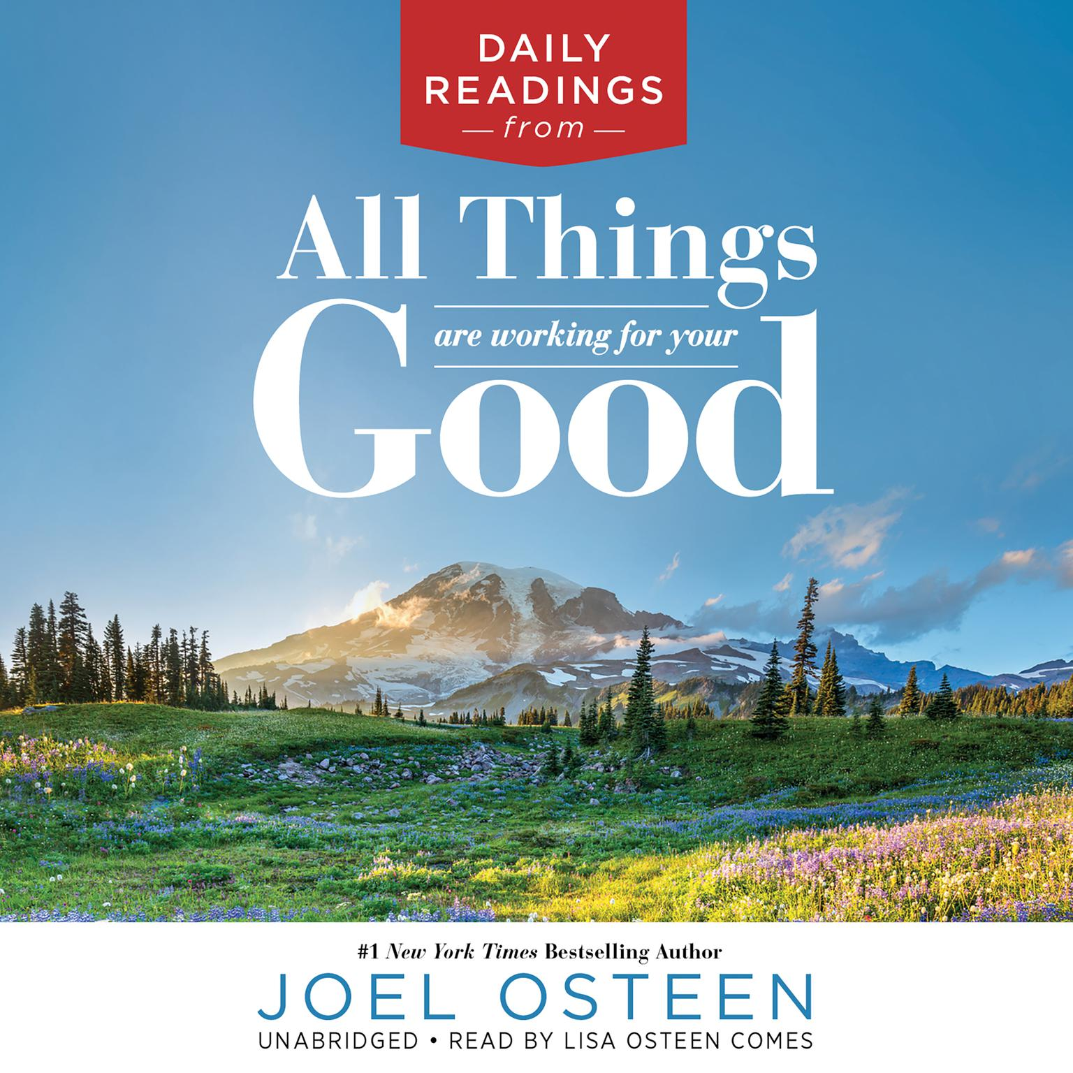 Printable Daily Readings from All Things Are Working for Your Good Audiobook Cover Art