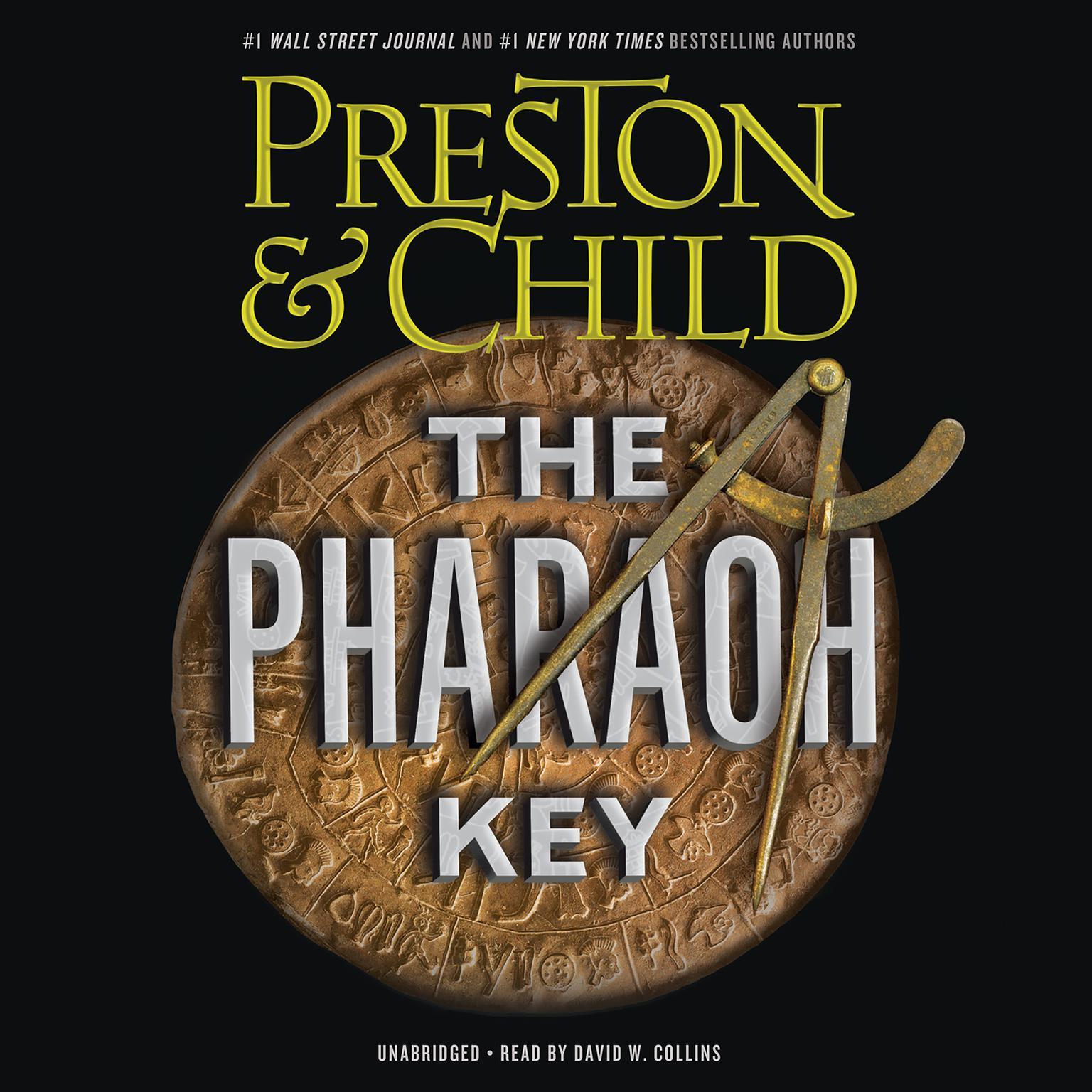 The Pharaoh Key Audiobook, by Douglas Preston