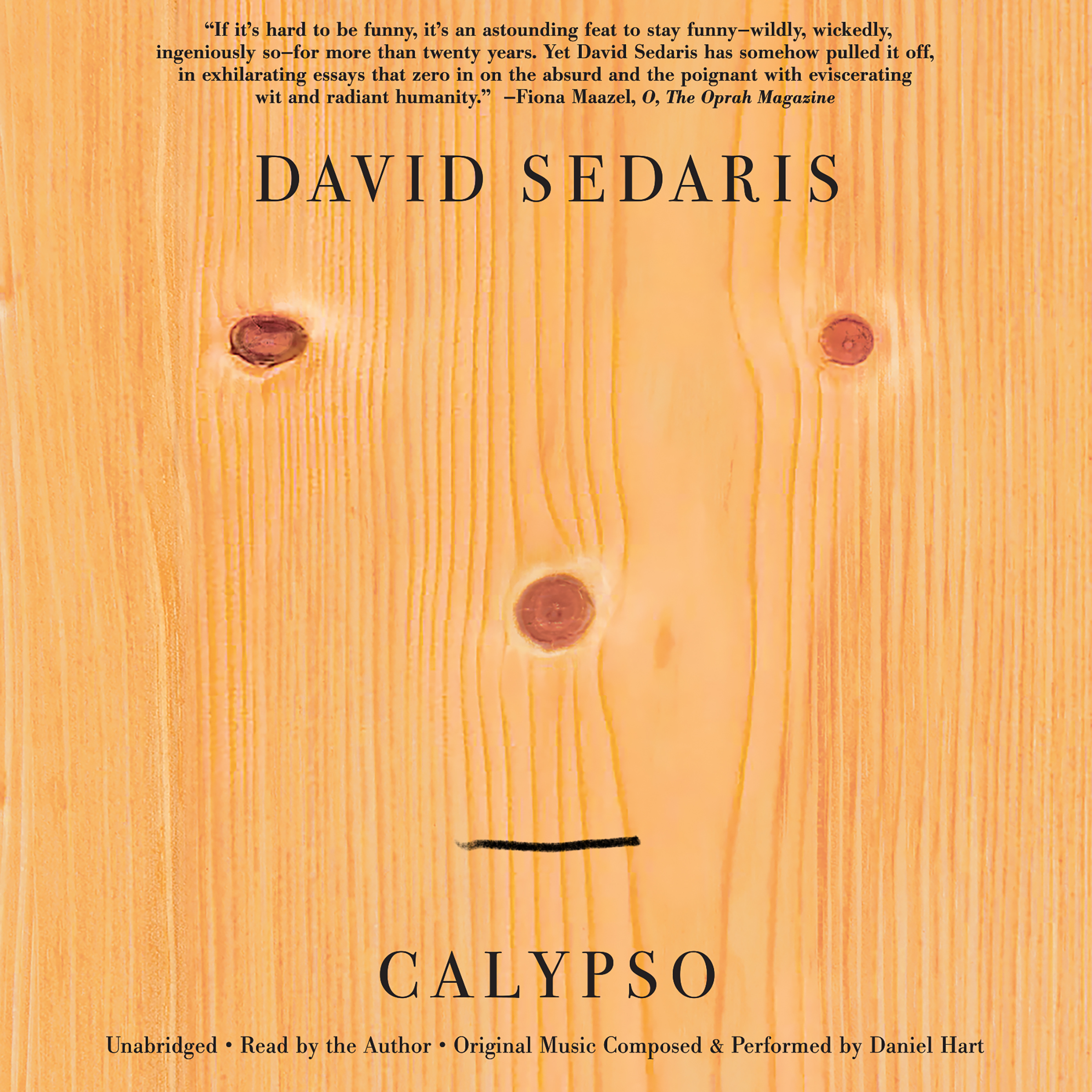 Printable Calypso: Essays Audiobook Cover Art