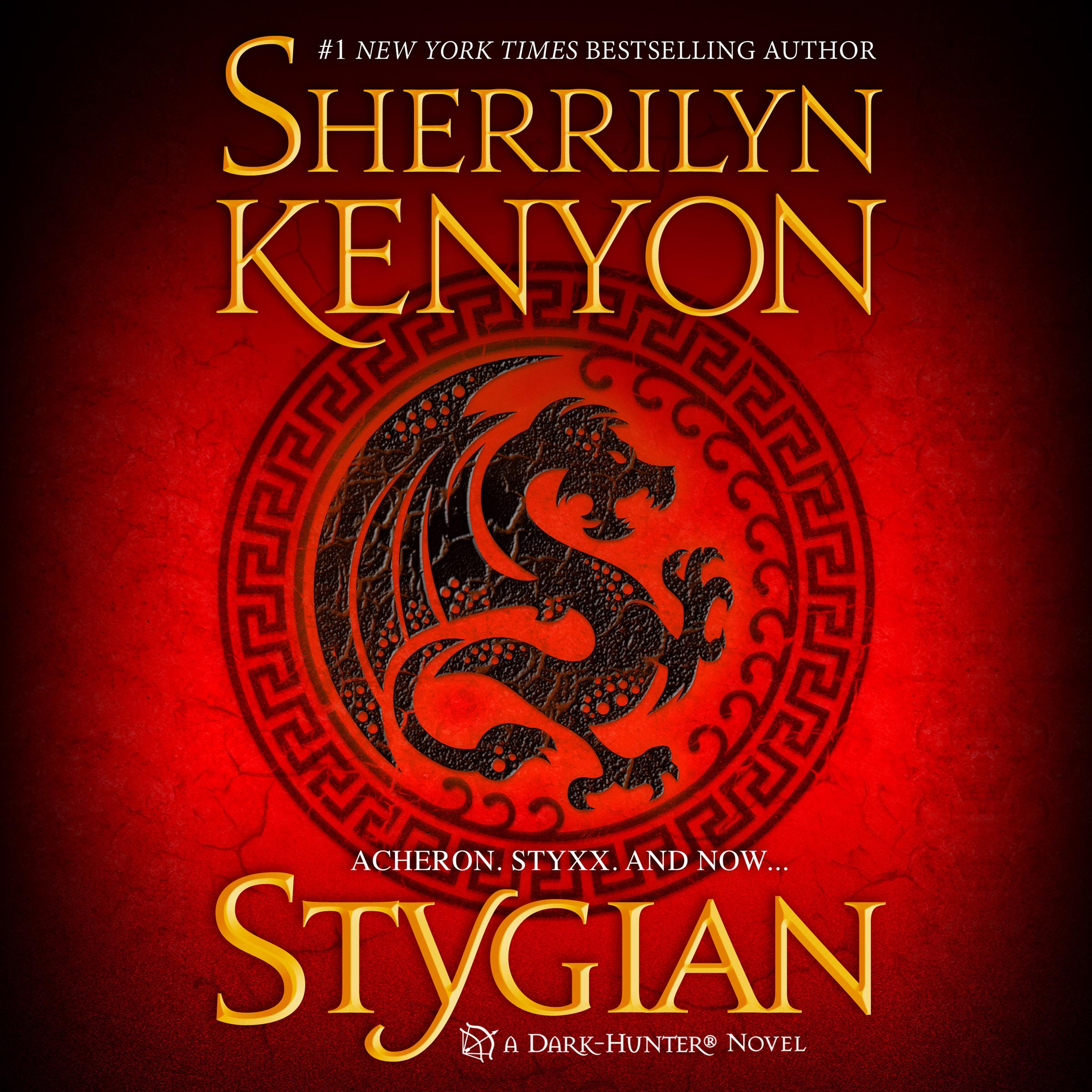 Printable Stygian: A Dark-Hunter Novel Audiobook Cover Art