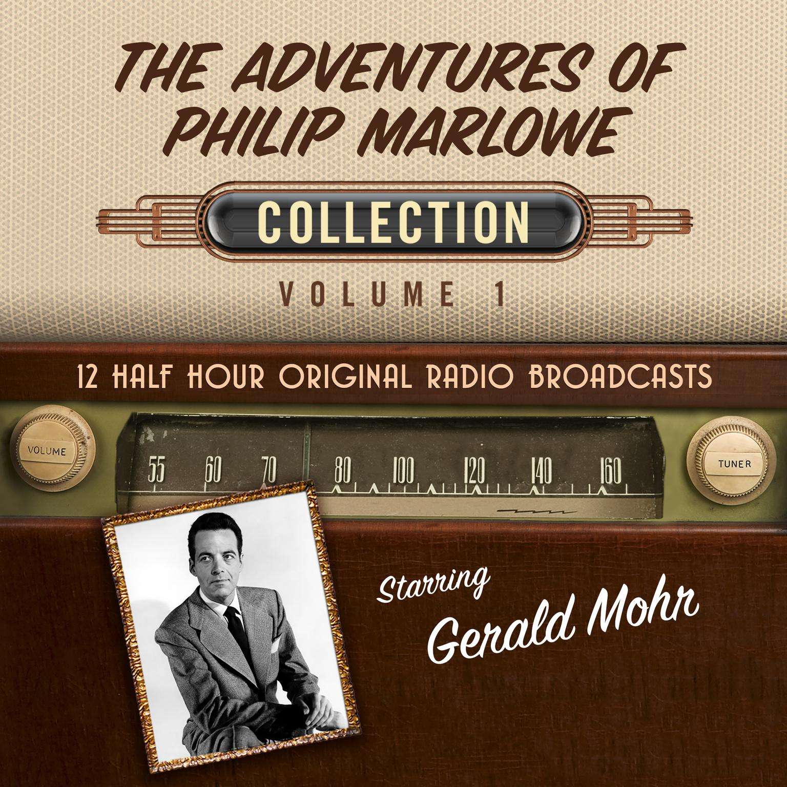 The Adventures of Philip Marlowe, Collection 1 Audiobook, by Black Eye Entertainment