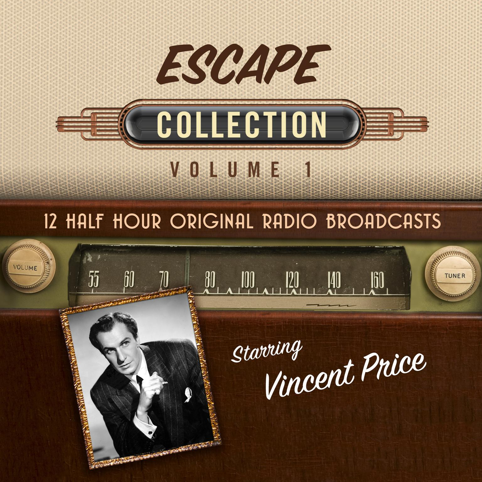 Escape, Collection 1 Audiobook, by Black Eye Entertainment