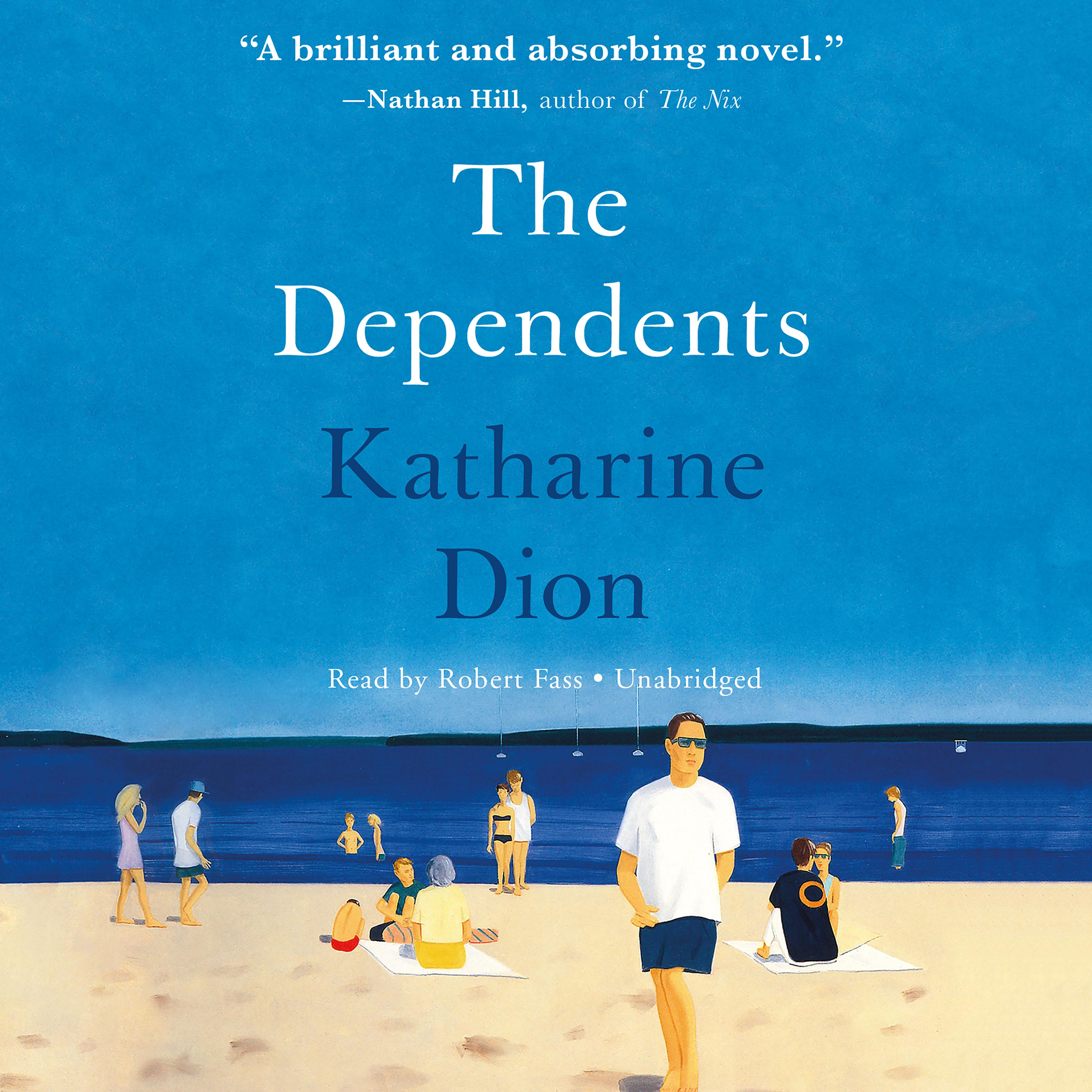 Printable The Dependents Audiobook Cover Art