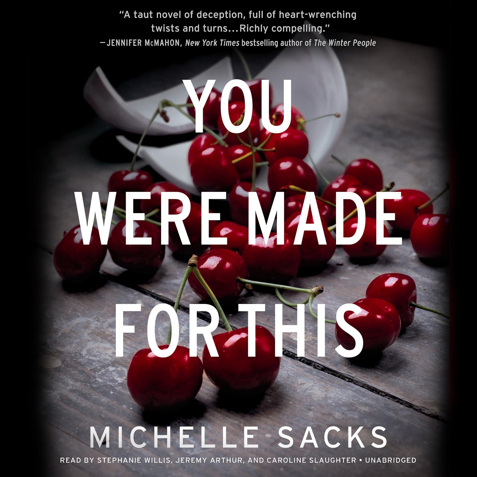 You Were Made for This Audiobook, by Michelle Sacks