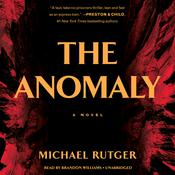 The Anomaly Audiobook, by Michael Rutger