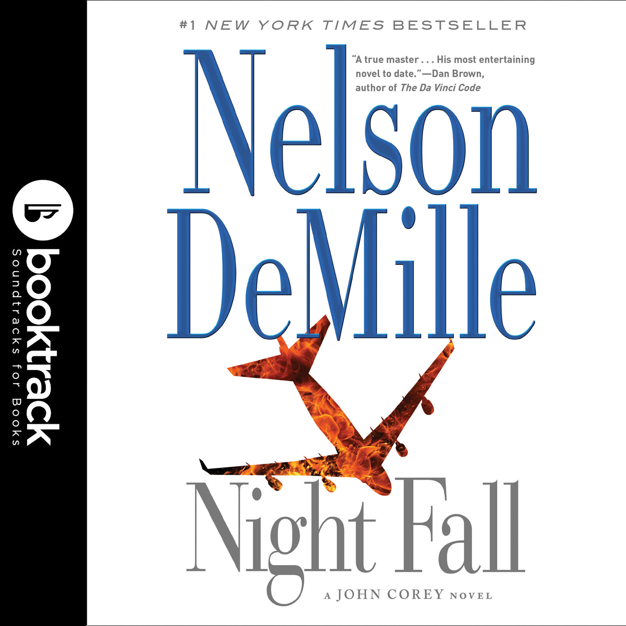 Printable Night Fall: Booktrack Edition Audiobook Cover Art