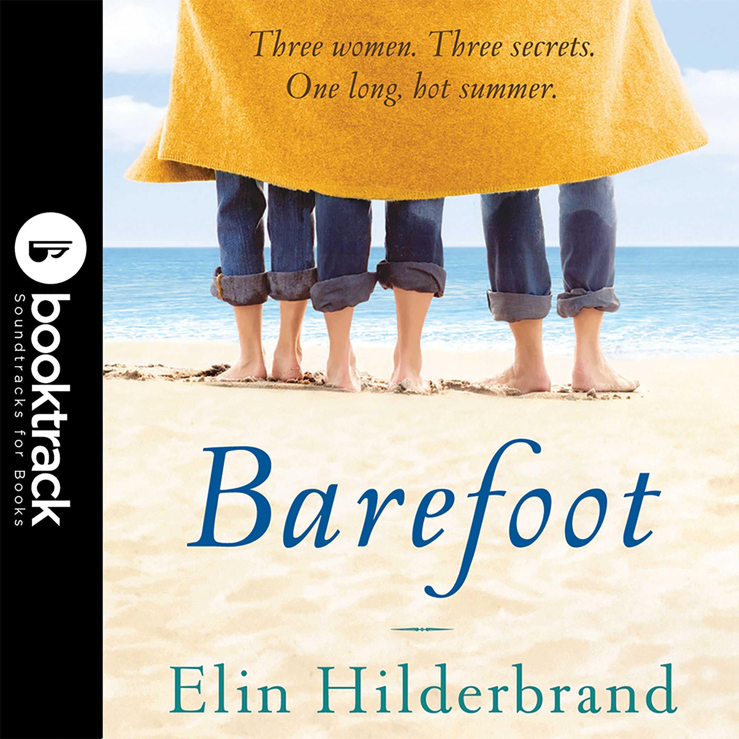 Printable Barefoot: Booktrack Edition Audiobook Cover Art