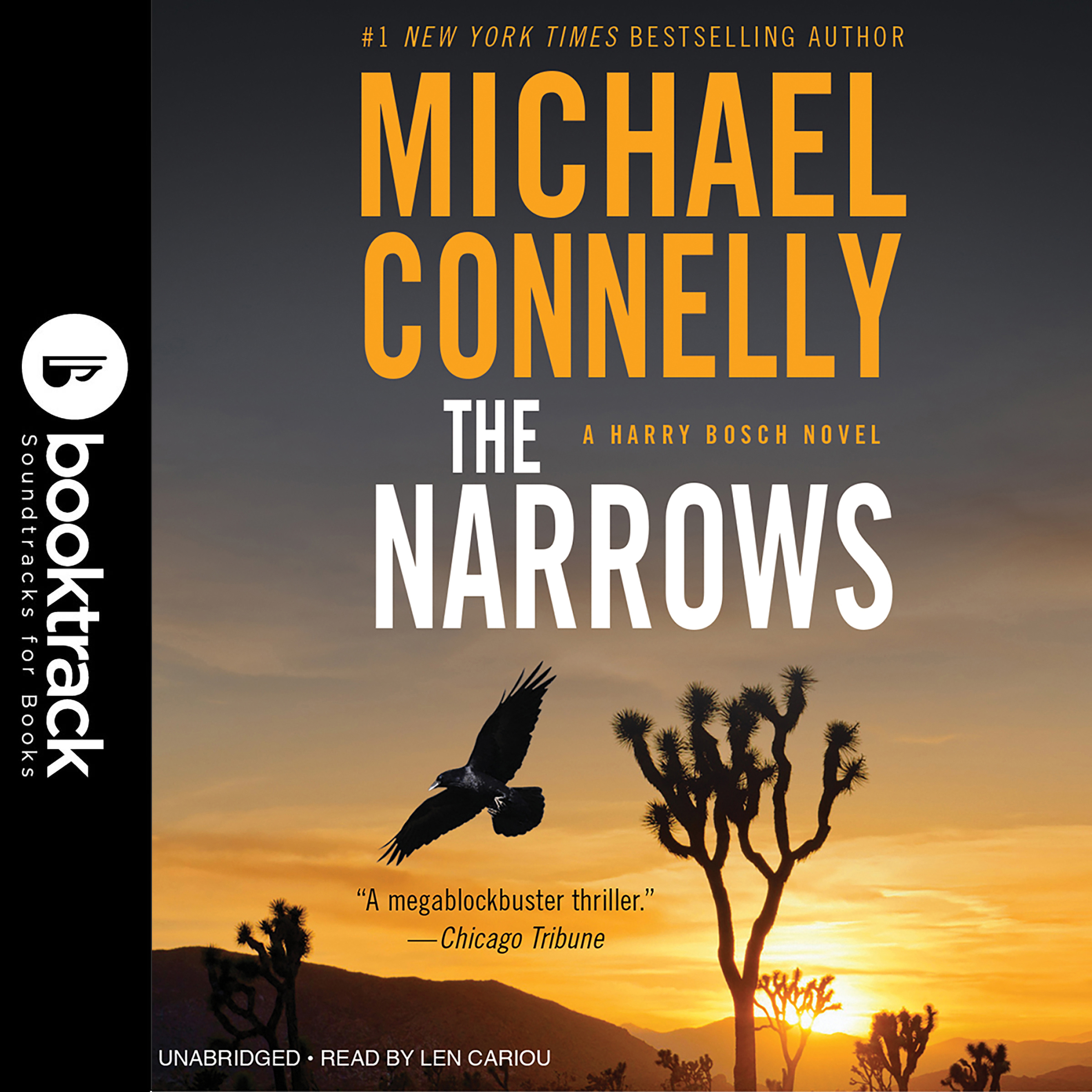 Printable The Narrows: Booktrack Edition Audiobook Cover Art