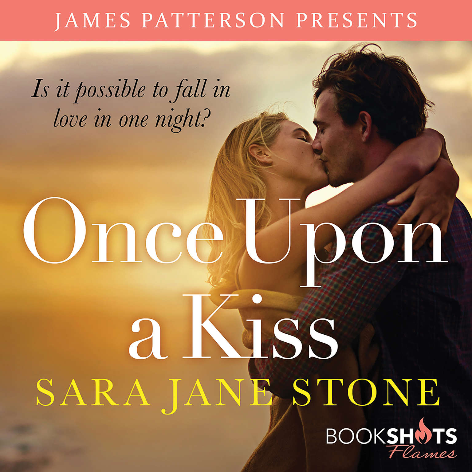 Once Upon a Kiss Audiobook, by Sara Jane Stone