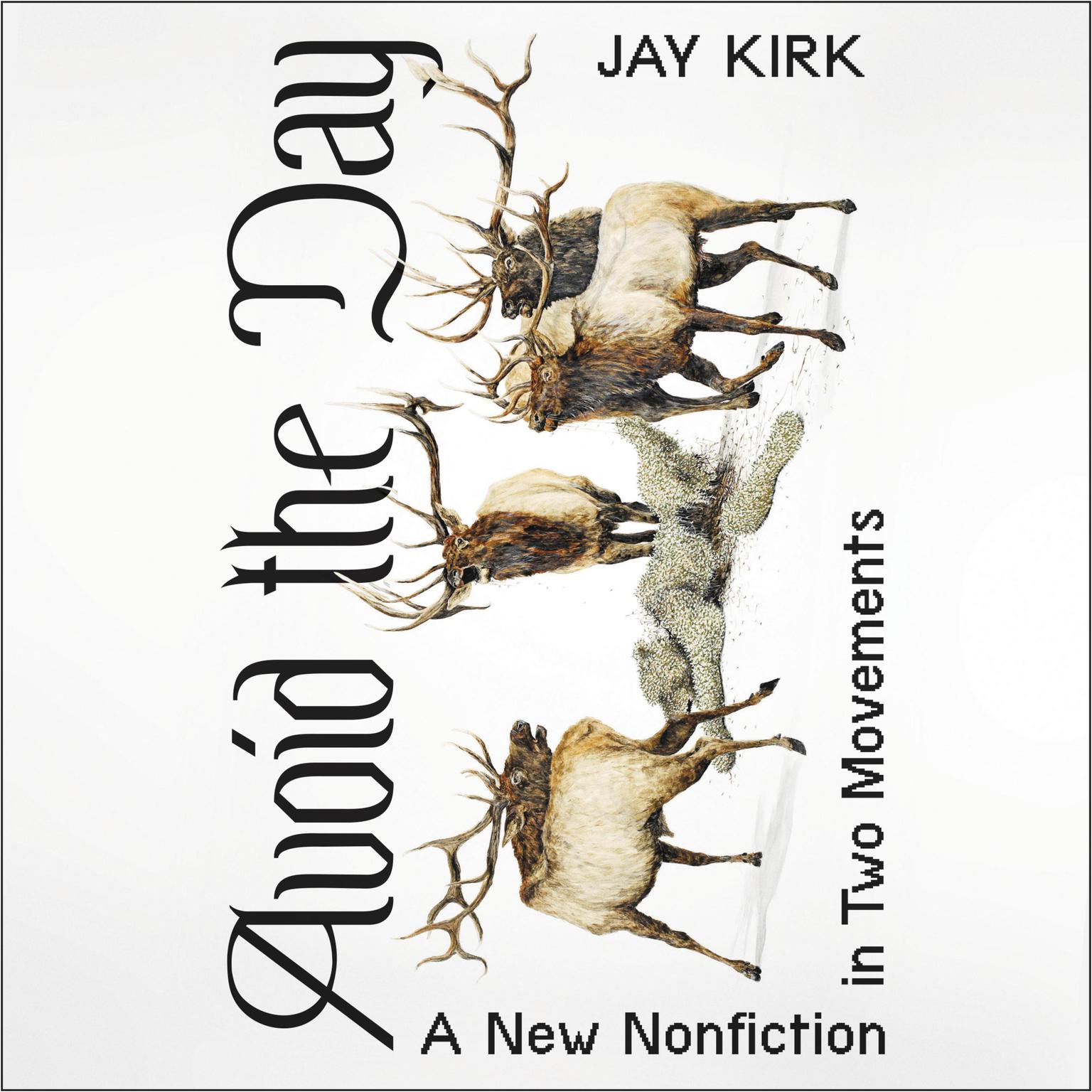 Avoid the Day: A New Nonfiction in Two Movements Audiobook, by Jay Kirk