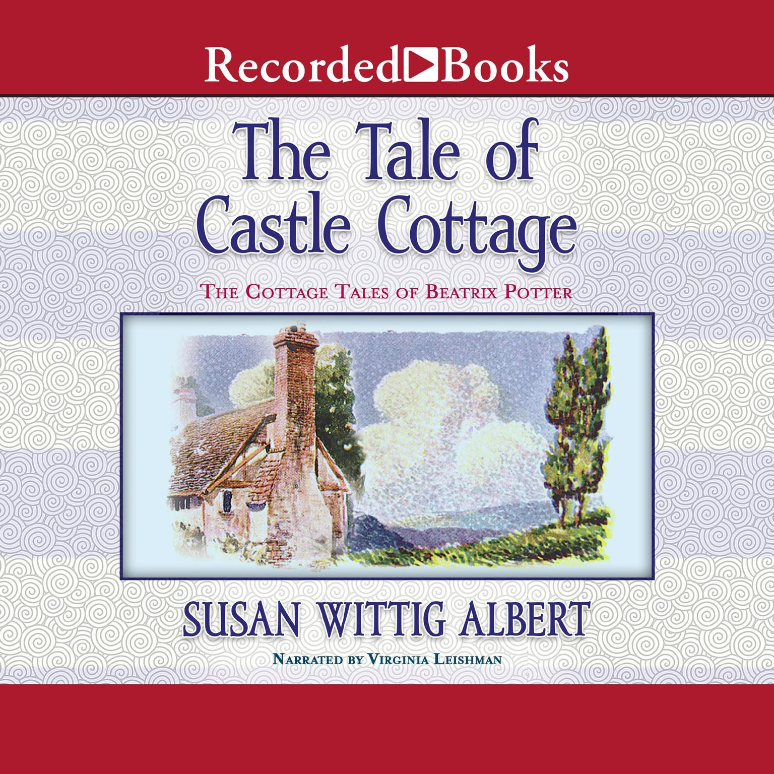 Printable The Tale of Castle Cottage Audiobook Cover Art