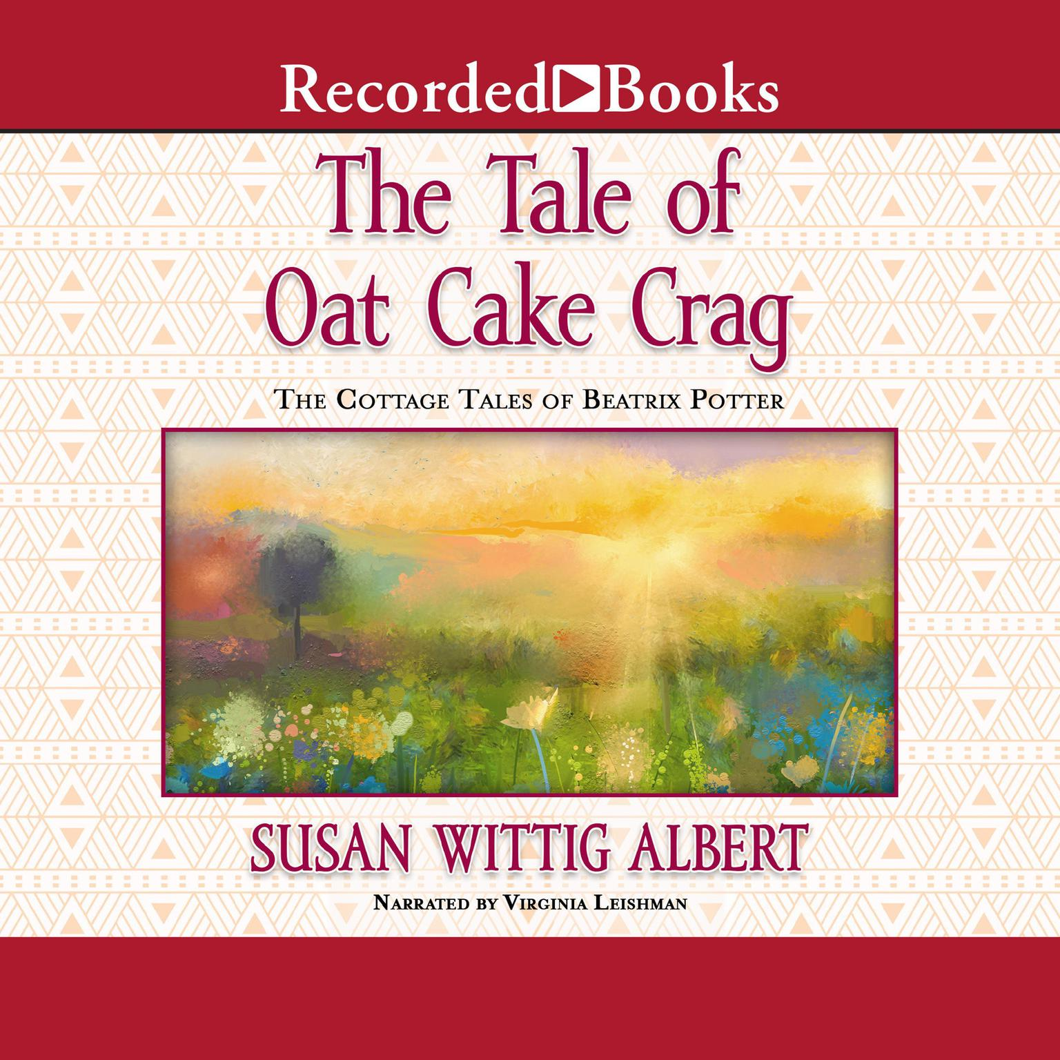 Printable The Tale of Oat Cake Crag Audiobook Cover Art