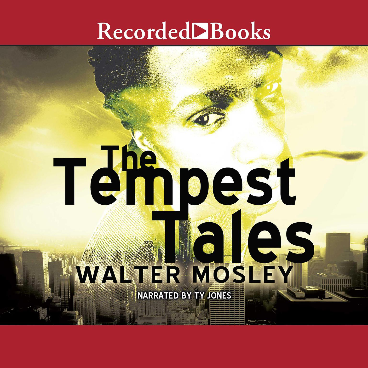 Printable The Tempest Tales: A Novel-in-Stories Audiobook Cover Art
