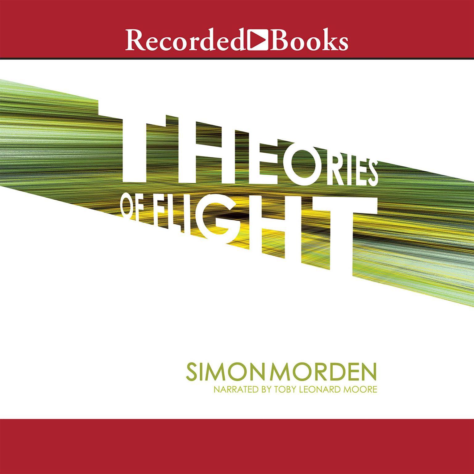 Printable Theories of Flight Audiobook Cover Art