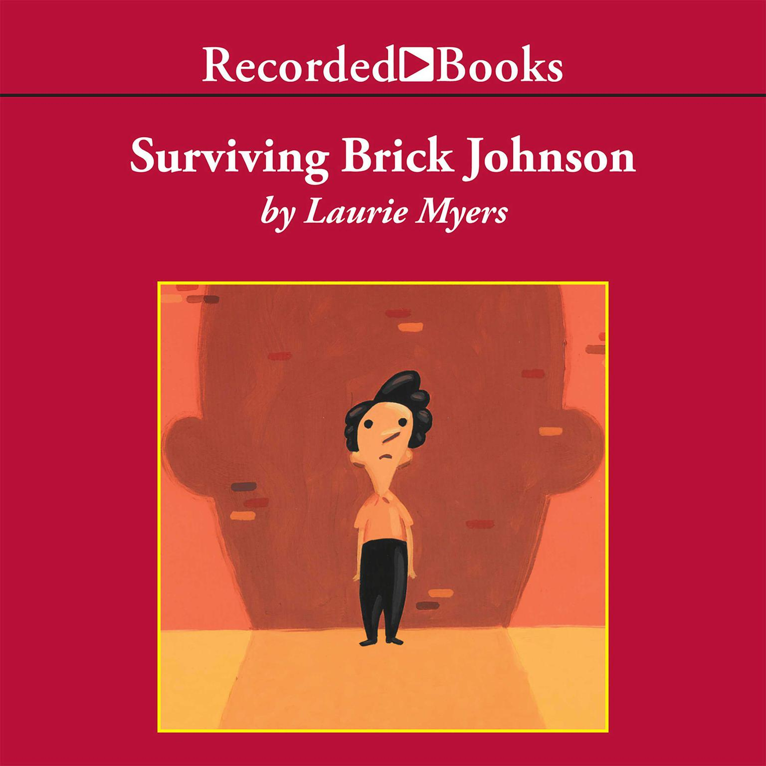 Printable Surviving Brick Johnson Audiobook Cover Art